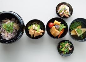 Món ăn chay có thể dễ dàng tìm thấy nhất ở nhà hàng Nhật Bản