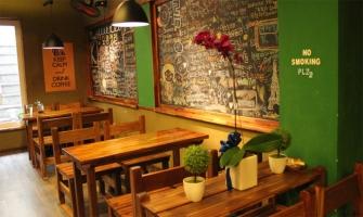 Quán cà phê được giới trẻ yêu thích nhất ở Hà Nội