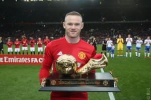 Mùa giải thi đấu hay và đáng nhớ nhất của cầu thủ Wayne Rooney