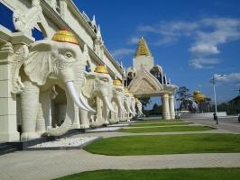 Công trình kiến trúc nổi tiếng nhất ở Lào