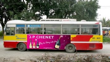 Công ty cung cấp dịch vụ quảng cáo trên xe bus tốt nhất Hà Nội