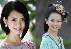 Diễn viên Trung Quốc hoàn toàn không phù hợp với tạo hình cổ trang