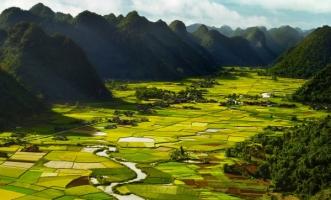 địa điểm có phong cảnh đẹp nhất Việt Nam