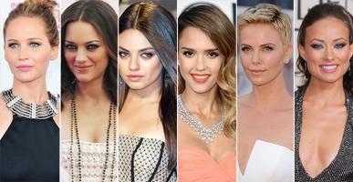 Diễn viên nữ xinh đẹp được yêu thích nhất Hollywood