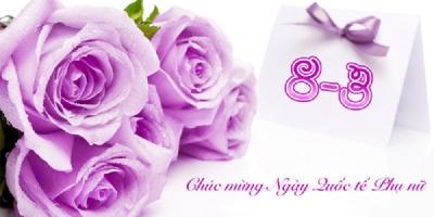 Món quà ý nghĩa dành cho người phụ nữ bạn yêu thương nhất ngày 8/3