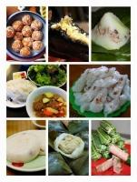 Món ăn vặt hấp dẫn nhất tại Thanh Hóa