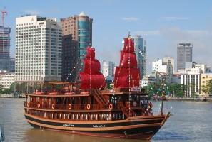 địa điểm hấp dẫn khách du lịch nhất tại Sài Gòn