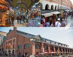 Khu chợ nổi tiếng nhất thế giới