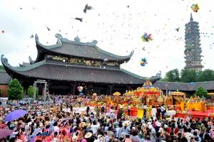Kỉ lục của chùa Bái Đính - Ninh Bình thu hút khách du lịch có thể bạn chưa biết