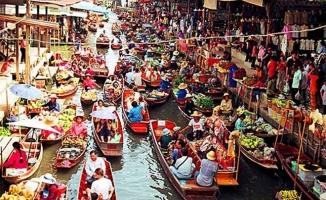 Khu chợ nổi ấn tượng nhất ở Đông Nam Á