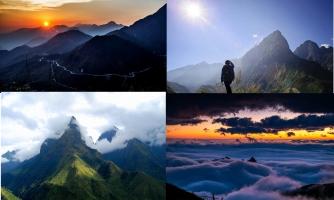 Ngọn núi cao nhất Việt Nam
