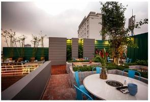 Nhà hàng có không gian ngoài trời đẹp nhất TP. Hồ Chí Minh