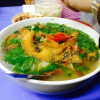 Quán ăn ngon nhất đường Giải Phóng, Hà Nội