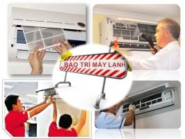 Dịch vụ vệ sinh máy lạnh/điều hòa uy tín nhất tại Cần Thơ