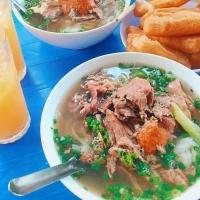 Quán ăn ngon ở Hà Nội vào buổi tối