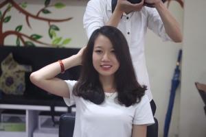 Salon làm tóc đẹp và uy tín nhất TP. Sơn La
