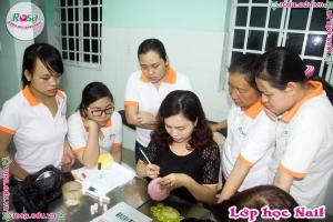 Địa chỉ dạy nghề nail uy tín nhất Biên Hòa, Đồng Nai