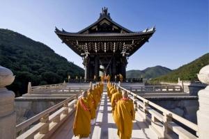 Ngôi chùa linh thiêng nhất Nghệ An