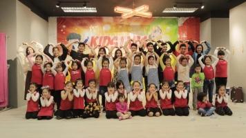 Trung tâm dạy nhảy hiện đại cho trẻ em tại Hà Nội