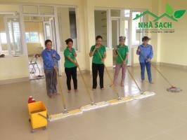 Công ty vệ sinh công nghiệp uy tín và chất lượng nhất tại Quy Nhơn Bình Định