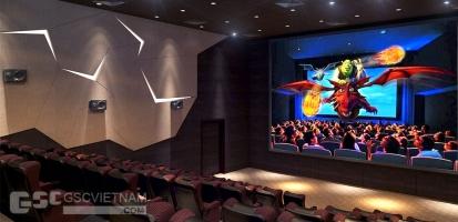 Rạp chiếu phim đẹp nhất ở Hà Nội
