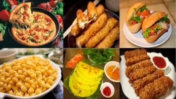 Quán ăn vặt đặc sản các vùng miền tại Hà Nội
