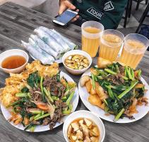 Địa chỉ ăn phở cuốn ngon nhất ở Ngũ Xã, Hà Nội