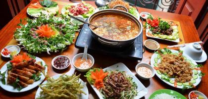 Quán đồ ăn Thái được yêu thích nhất tại Hà Nội