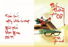 Truyện ngắn hay và ý nghĩa để viết báo tường nhân ngày nhà giáo Việt Nam 20 -11