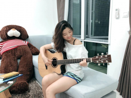 địa chỉ mua đàn guitar rẻ nhất Hà Nội