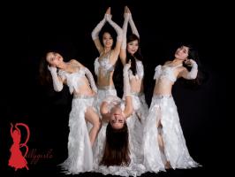 địa chỉ dạy múa bụng nổi tiếng nhất ở Hà Nội