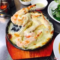 Món ăn ngập phomai được săn lùng nhiều nhất tại Hà Nội