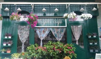 Quán cà phê không gian ngoài trời, sân vườn đẹp nhất Cần Thơ