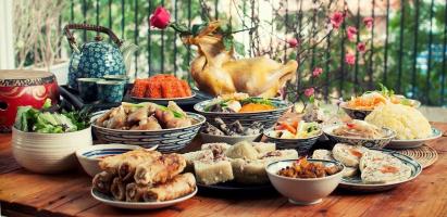 Công thức chế biến món ăn ngon nhất cho Tết cổ truyền mà các mẹ nên biết