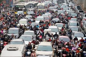 Tuyến phố hay ùn tắc nhất Hà Nội cần tránh vào giờ cao điểm