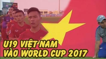 Lý do làm nên thành công của U19 Việt Nam tại VCK Châu Á 2016