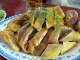 Món ăn ngon và bổ dưỡng nhất từ thịt gà