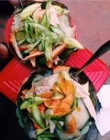 Quán ăn vặt giá rẻ cho mùa đông ở Hà Nội