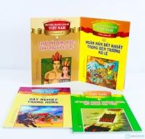 điều tuyệt vời mang đến cho con bạn khi đọc truyện lịch sử dân tộc