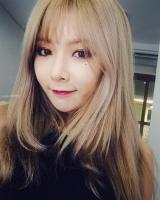 Nữ thần Hàn Quốc có khuôn mặt mộc đẹp