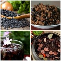 Tác dụng tuyệt vời của đậu đen đối với sức khỏe
