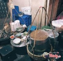 Gánh hàng ăn hấp dẫn nhất tại Hà Nội