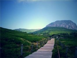 Ngọn núi kỳ vĩ và đẹp nhất Hàn Quốc