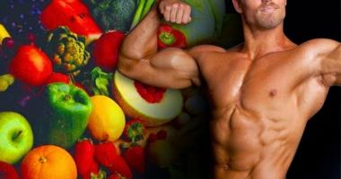 Bí quyết ăn uống để cơ bắp nhanh lên nhất