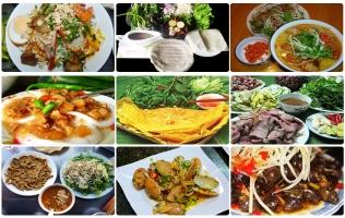 Món ăn khiến khách du lịch không thể quên khi rời Việt Nam