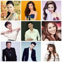 Ca sĩ  Việt Nam được yêu thích nhất hiện nay