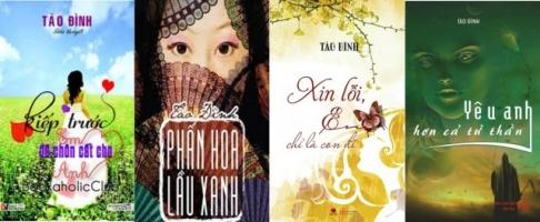 Tiểu thuyết hay nhất của tác giả Tào Đình