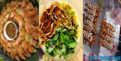 Món ăn đặc sản nổi tiếng Nghệ An
