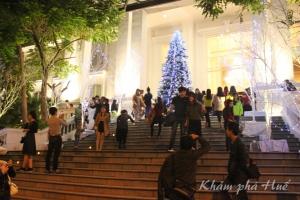 Địa điểm đón Giáng sinh (Noel) lý tưởng nhất Cố Đô Huế