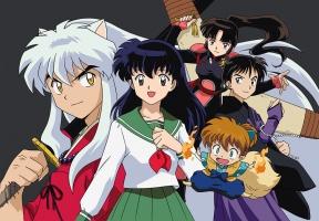 Nhân vật được hâm mộ nhất trong anime Inuyasha